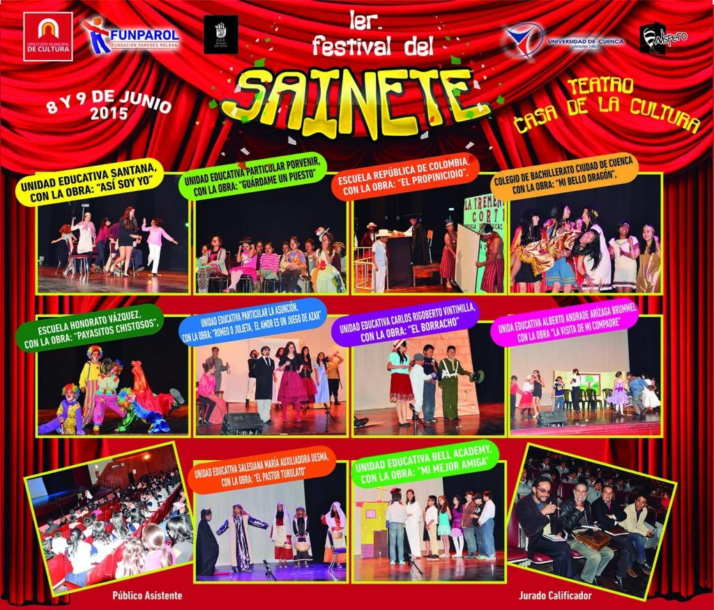 Festival del sainete 2015